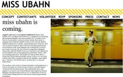 Miss U-Bahn