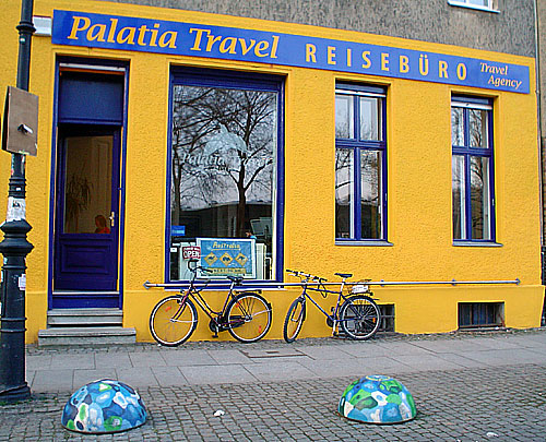 Reisebüro am Spreewaldplatz